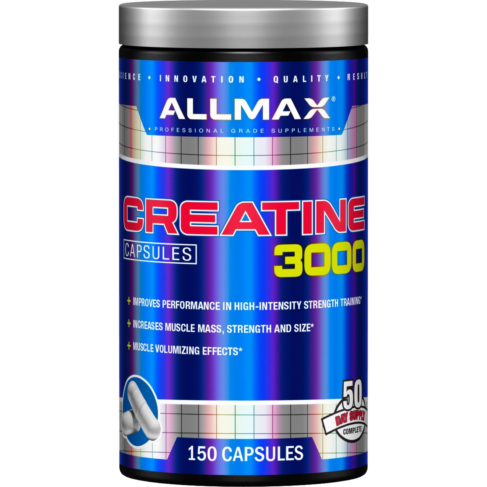 CREATINE 3000 ALLMAX