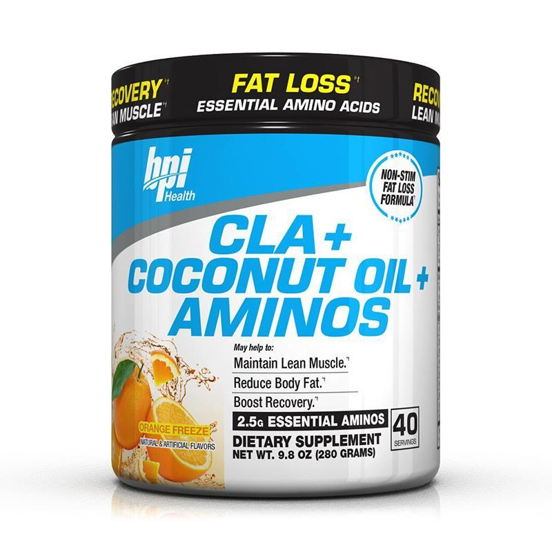 CLA + COCONUT OIL AMINOS
