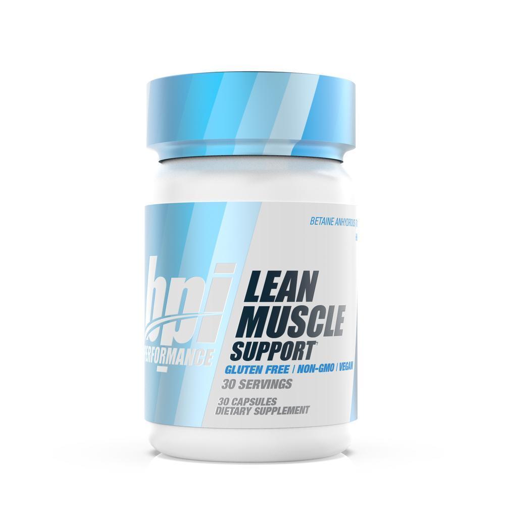 LEAN MUSCLE SUPORT BPI
