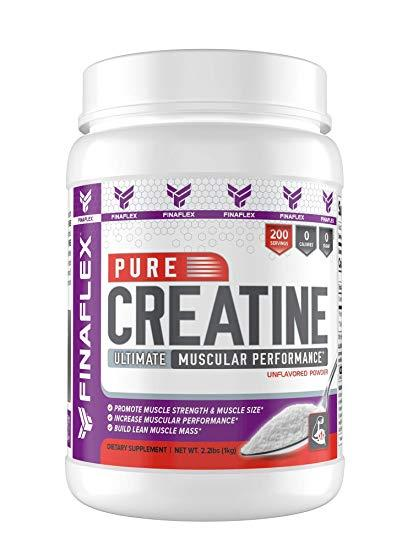 FINAFLEX PURE CREATINE