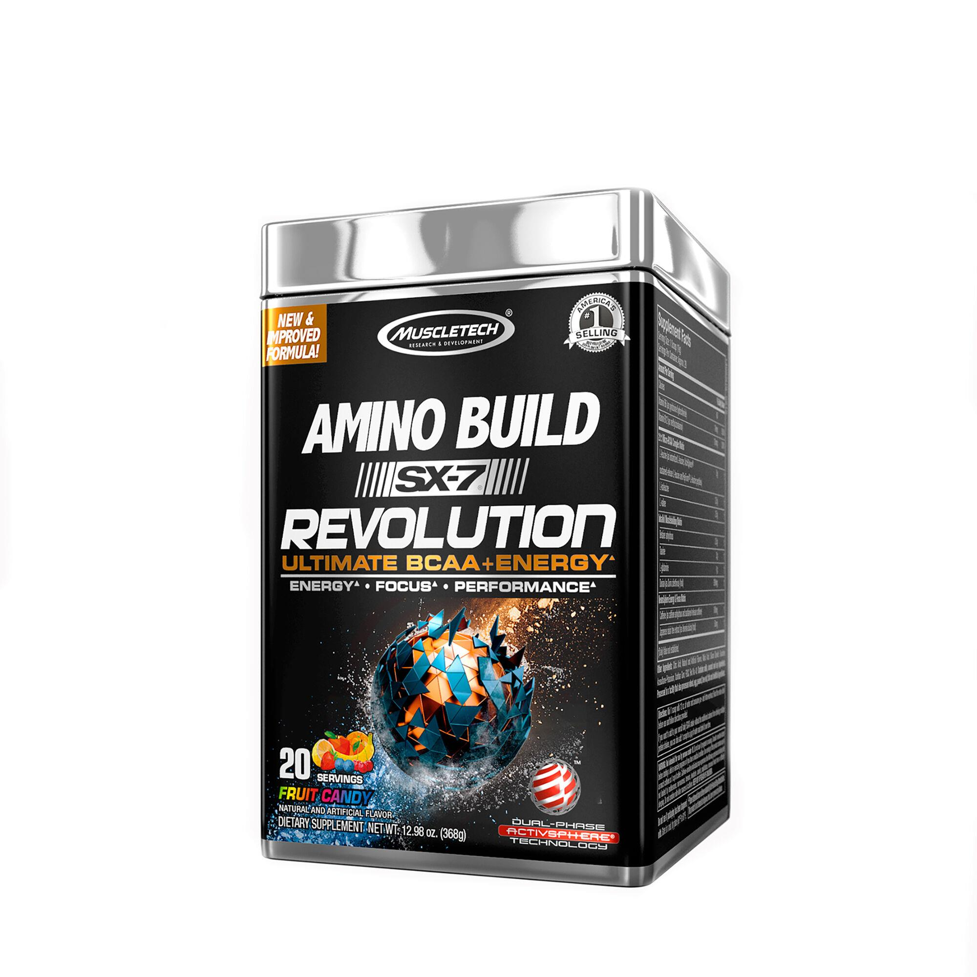 AMINO BUILD SX-7 MUSCLETECH