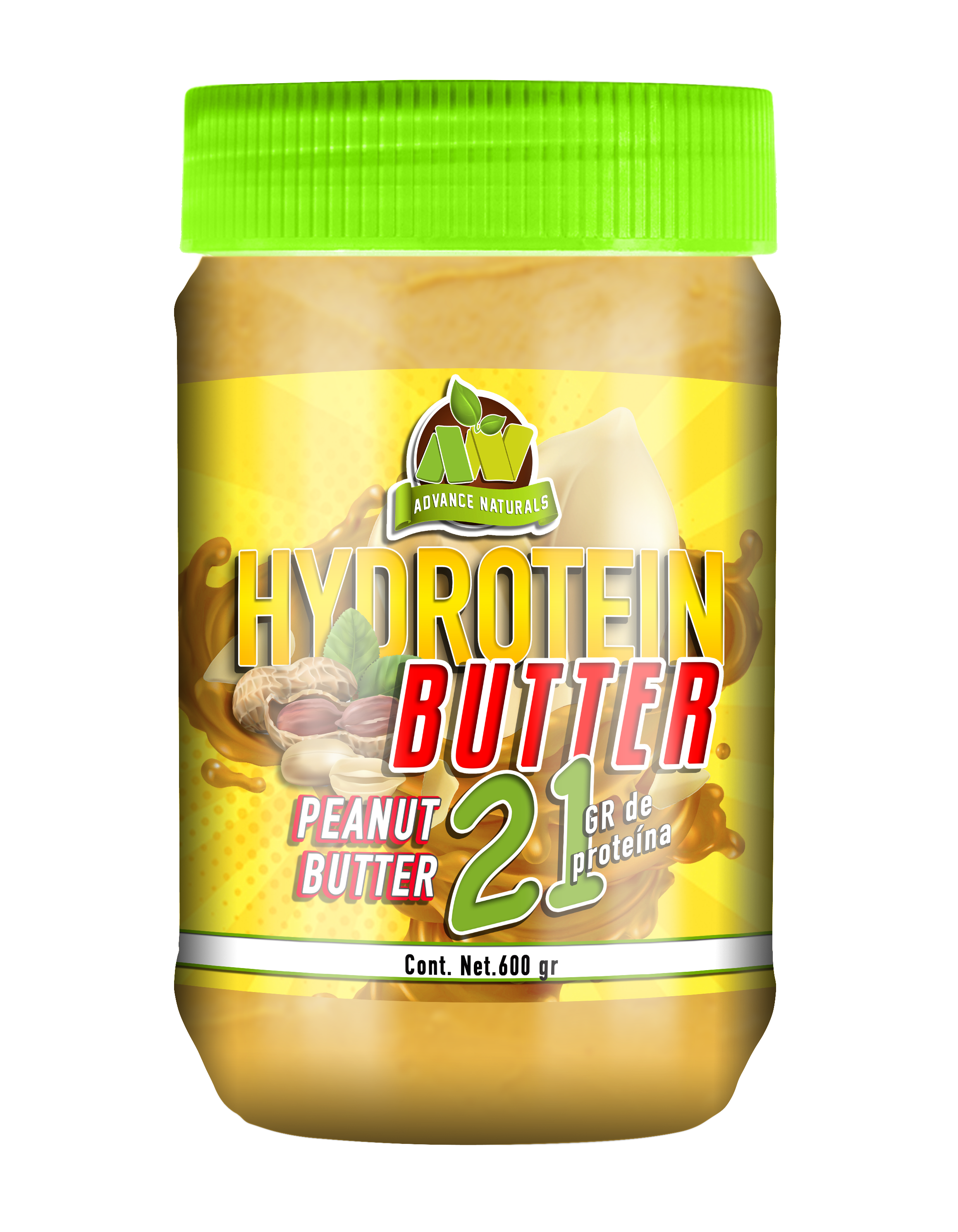 HYDROTEIN BUTTER ADVANCE NUTRITION