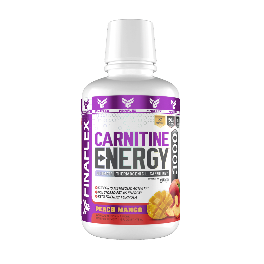 FINAFLEX CARNITINE ENERGY 3000