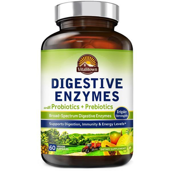 DIGESTIVE ENZYMES VITALITOWN