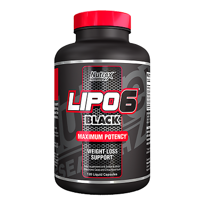 LIPO 6 BLACK EXTREME POTENCY 120
