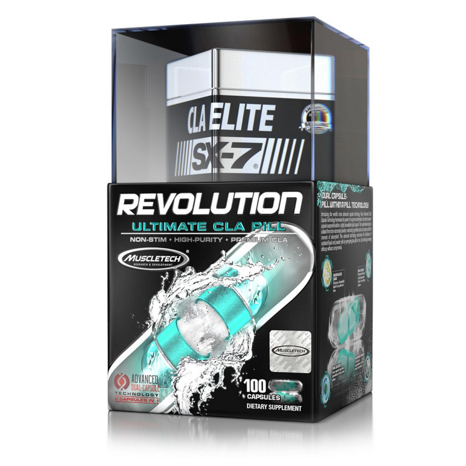 CLA ELITE SX-7 MUSCLETECH